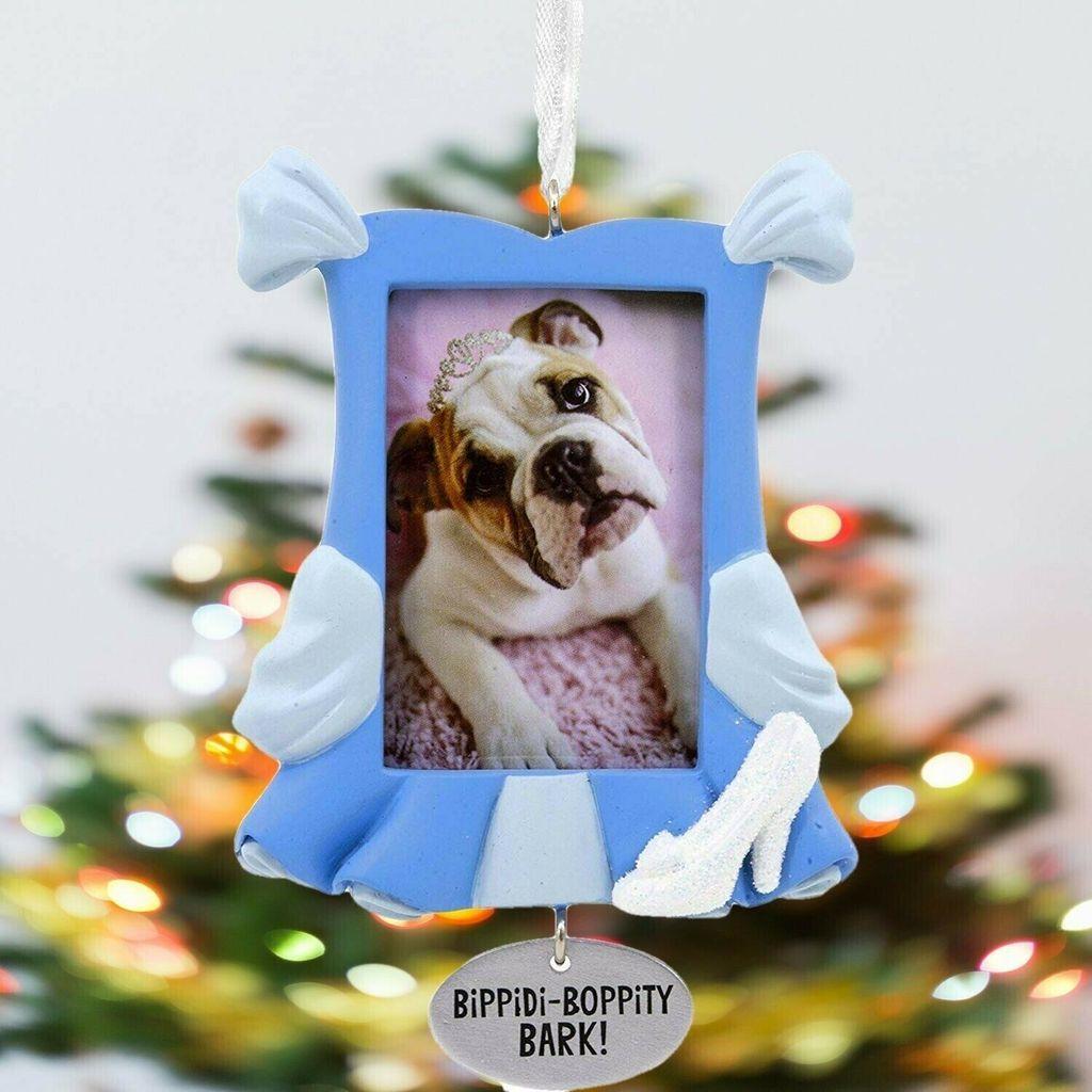 Hallmark Disney Princess Bobbidi Bark Cinderella Dog