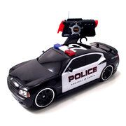 Badge City Heat 1 16 Scale Police Car With Light And Sounds Radio Controlled Vehicle Radio Controlled Cars Car Jada Toys