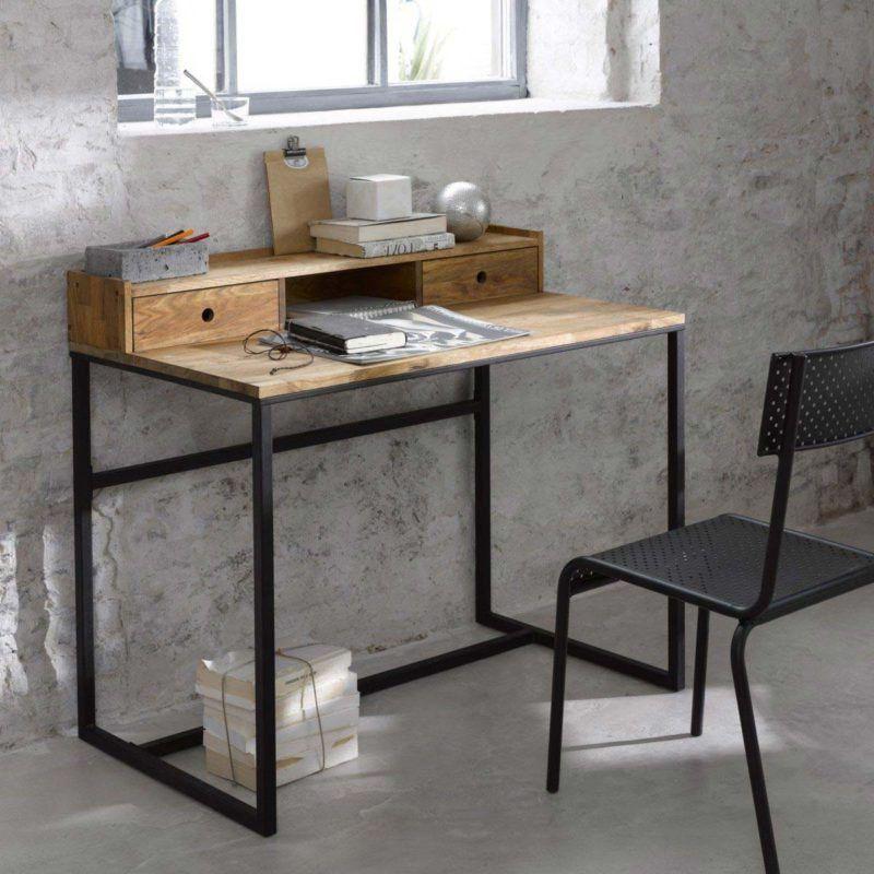 Bureau Industriel Notre Selection De Modele Design Et Tendance Bureau Industriel Bureau Meuble Metal