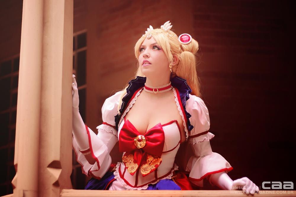 Sailor Moon | NOFLUTTER | photo by CAA / ronaldo ichi & valesca braga - www.caamagazine.com.br