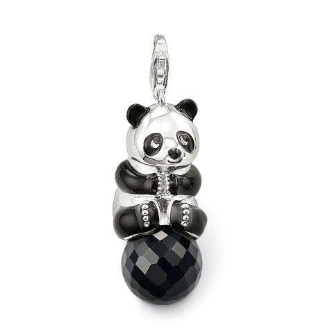 Thomas Sabo Panda Pendant Panda Jewelry Thomas Sabo Charms Thomas Sabo