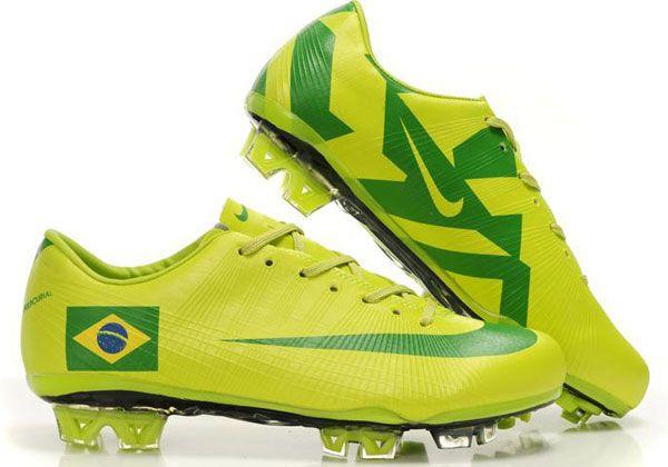 nike mercurial vapor yellow green