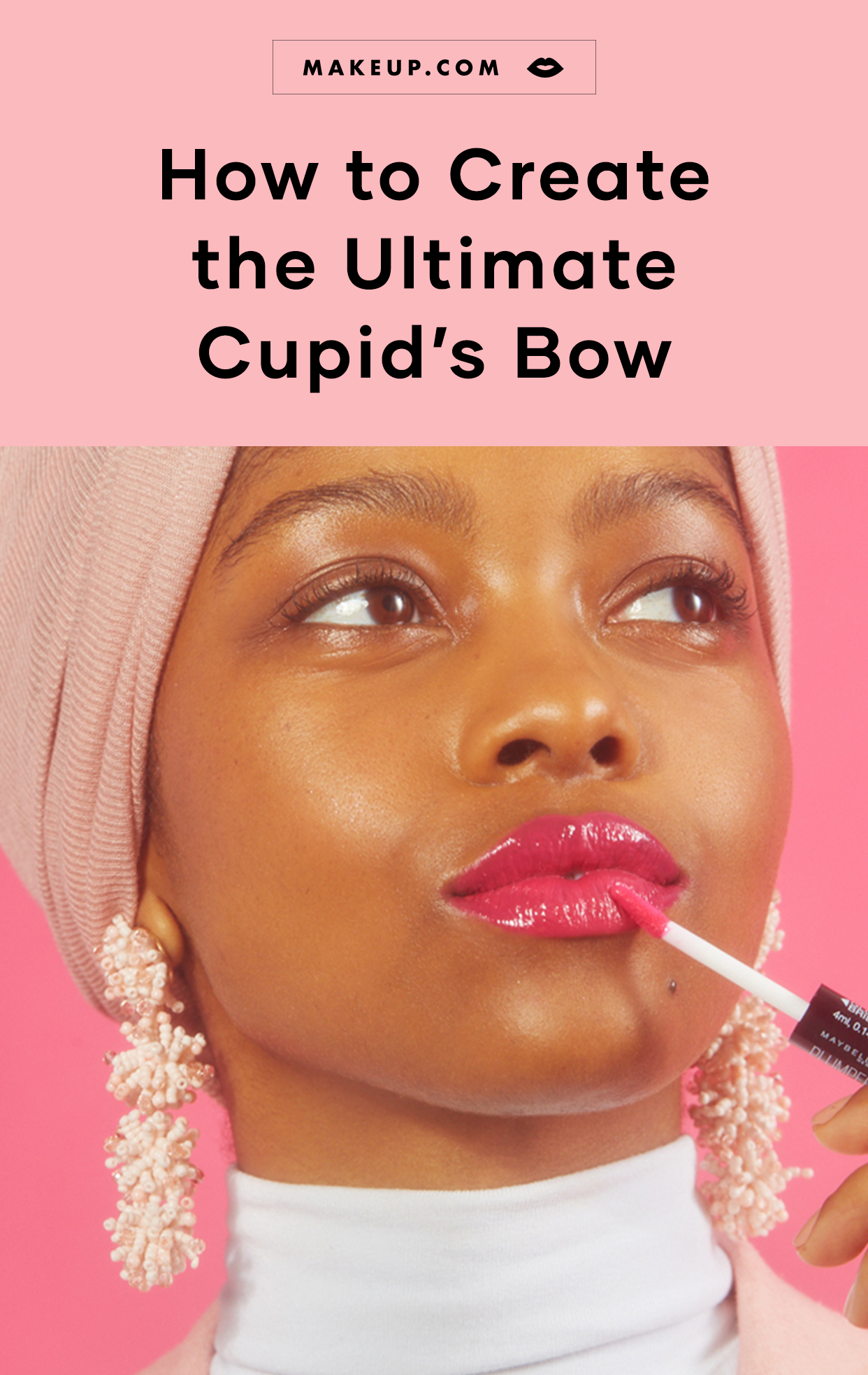 Hack for a Perfect Cupid's Bow in 2020 Makeup tips for