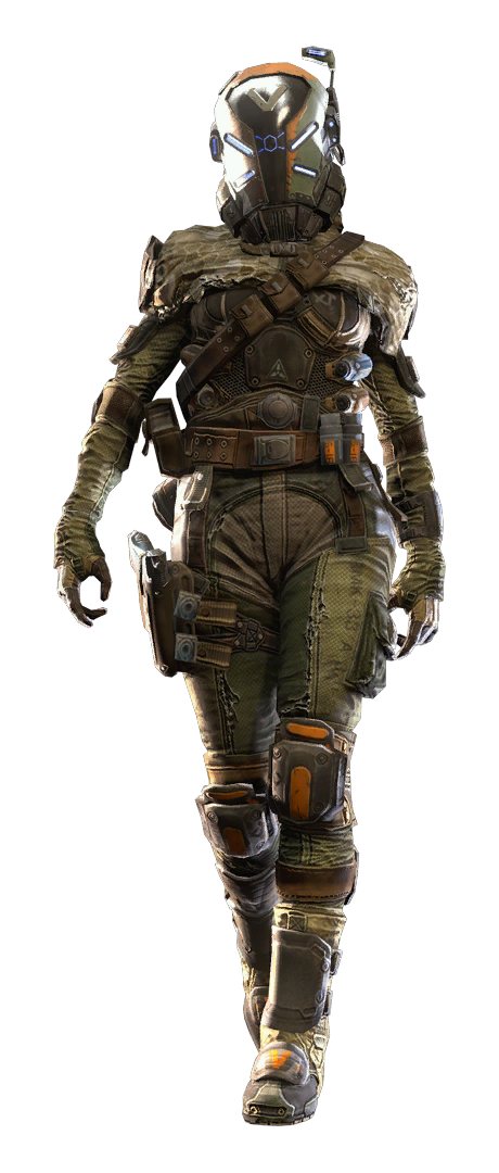 Tf Mil F01 Png Titanfall Female Armor Sci Fi Concept Art