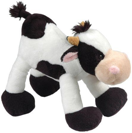Brand New Vo Toys Plush Big Hoof Cow Dog Toy Pet Lovers Ads