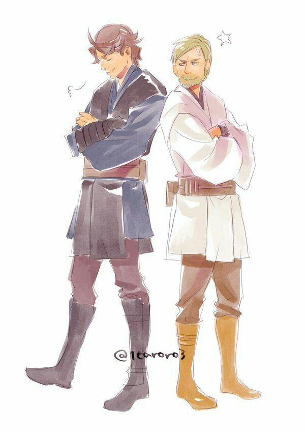 Master - Apprentice