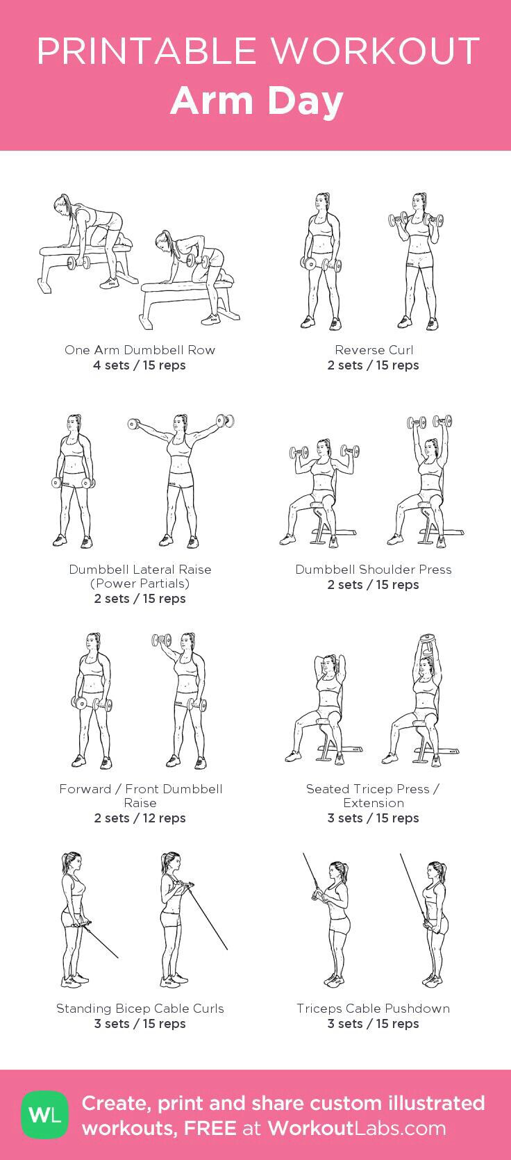 It's just an image of Printable Workouts at Home with regard to full body