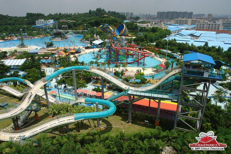 Chimelong Waterpark photographed, reviewed and rated by