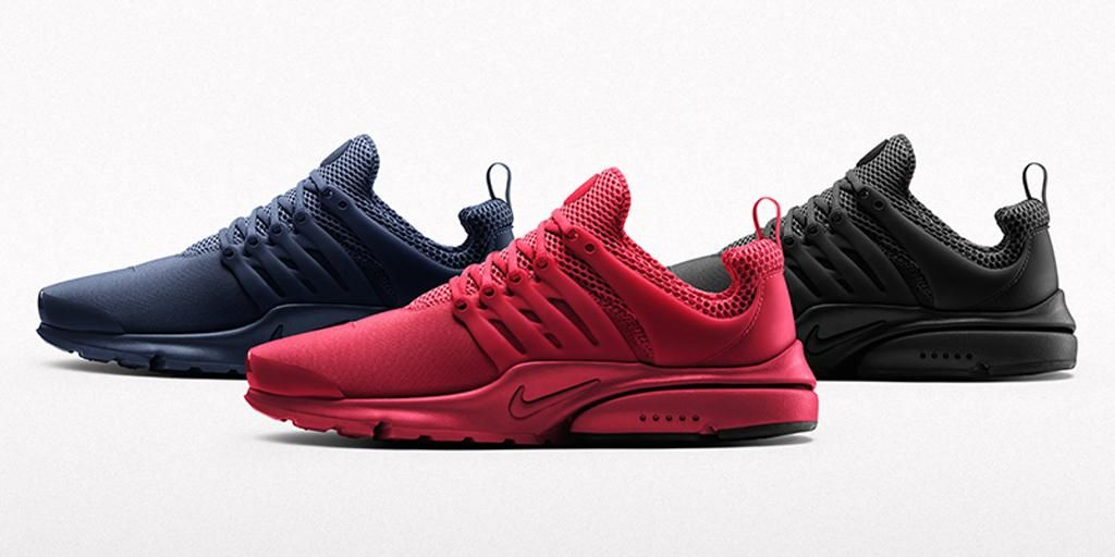 The Nike Air Presto arrives on NIKEiD next month. Will you be creating your  own pair?