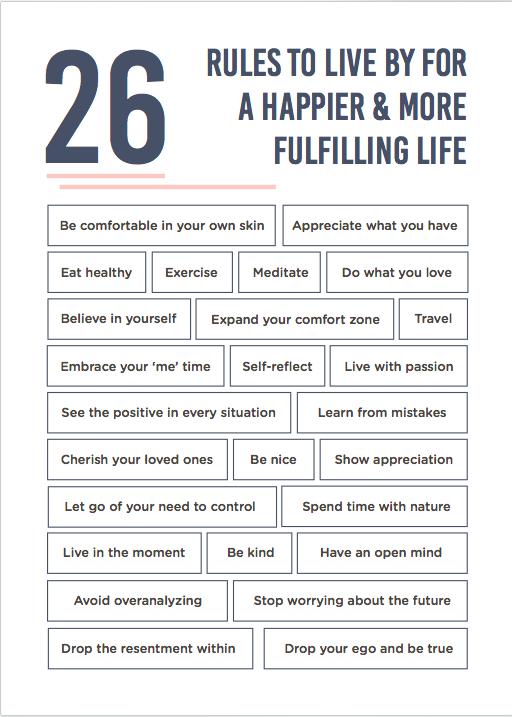Printables Happiness Planner Samples Positivity Self Self Development
