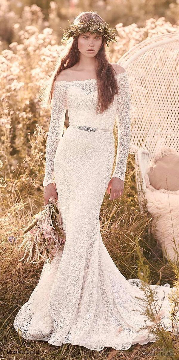 Mikaella Bridal Spring 2016 Wedding Dresses