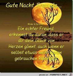 Pin Von Heinrich Thoben Auf Gute Nacht Gute Nacht Freunde