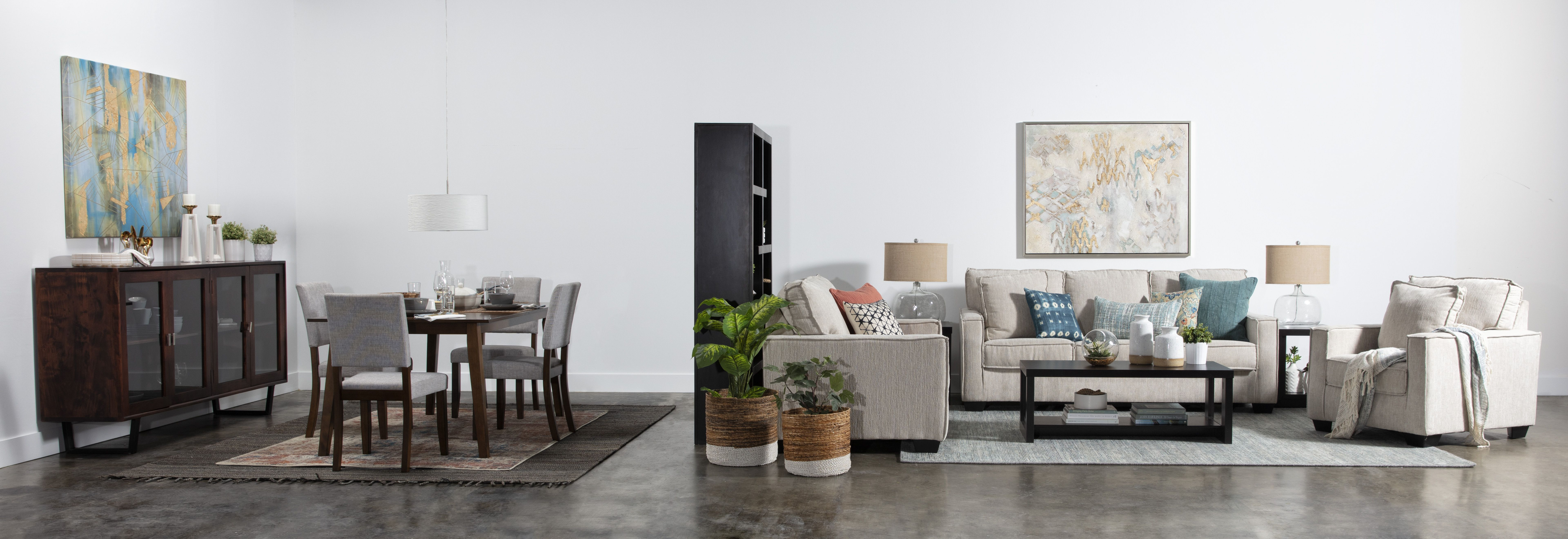 Small Space Contemporary Living | Small space living, Small spaces