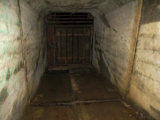 Waverly Hills Sanatorium | Louisville, KY: End of Body Chute, Waverly Hills Sanatorium