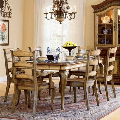 Beautiful Want 10 Chairs For The Ding Room And The China Cabinet. Hooker Furniture  Vineyard Rectangle Dining Set SALE Ends Jul 09