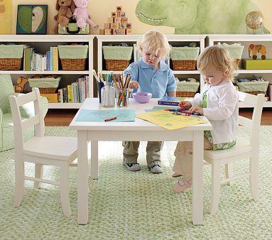 Peachy Pottery Barn Kids All Things Babies Kids Kids Table Spiritservingveterans Wood Chair Design Ideas Spiritservingveteransorg