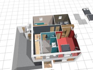 Kazaplan est un logiciel d'architecture d'intérieur gratuit pour dessiner, décorer et meubler ...