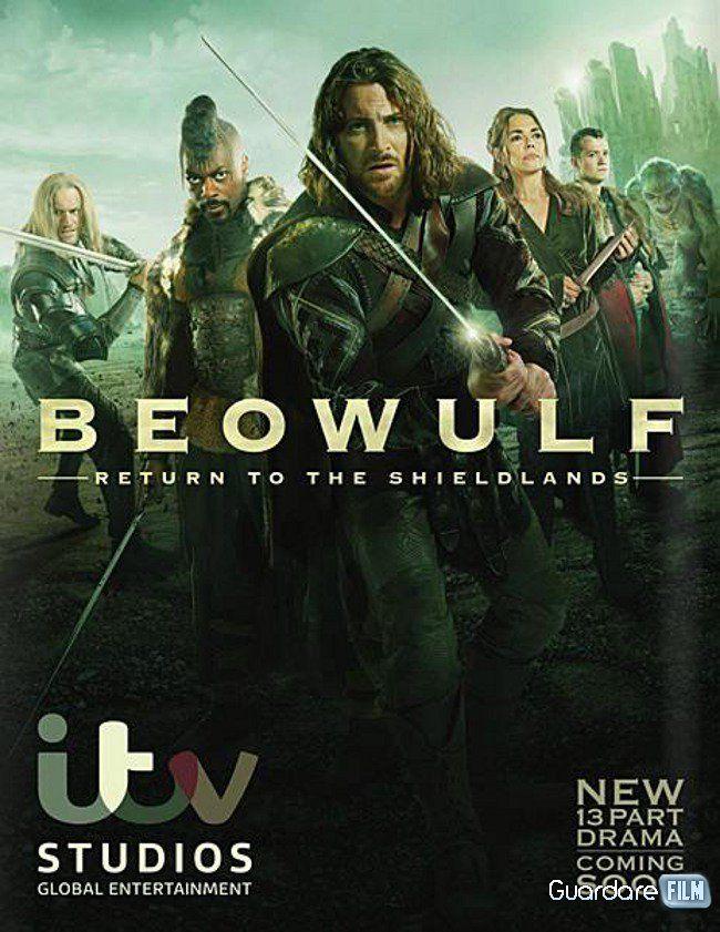 Beowulf Return To The Shieldlands Series De Tv Television Cine