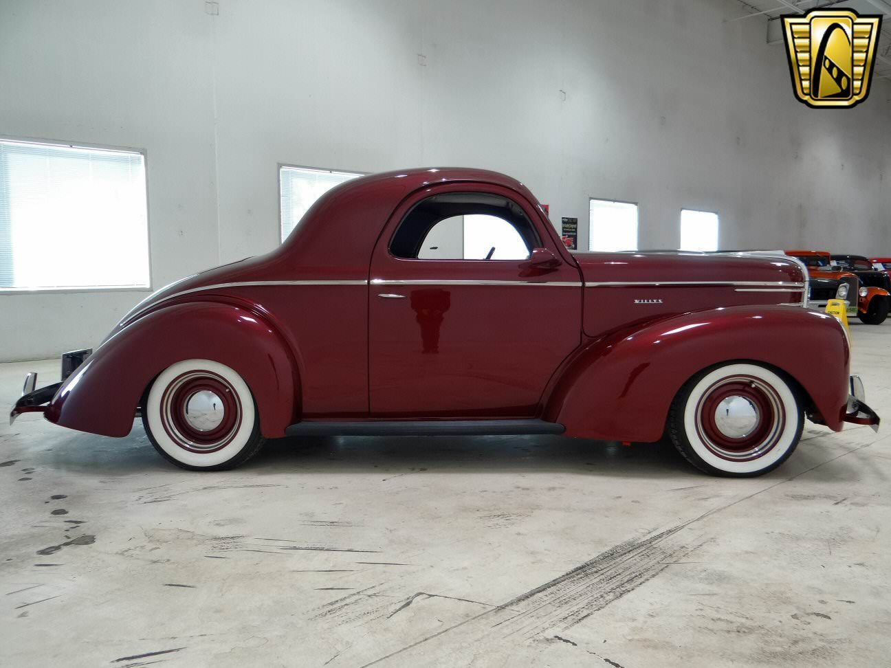 Willys cars 1941 willys coupe