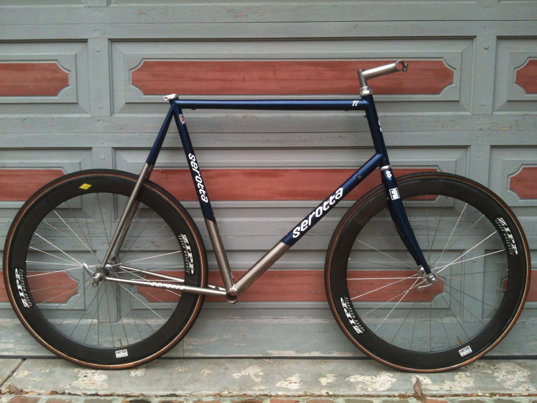 1996 64cm Ti Colorado Concept Serotta The Paceline Forum Bike Bike Photo Road Bicycle