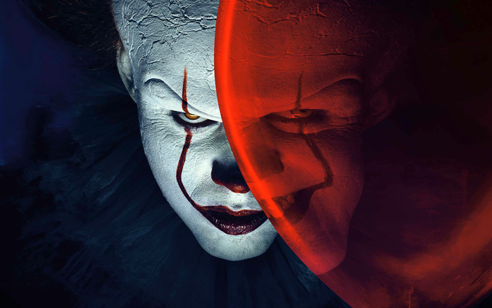 Download Wallpapers Pennywise 4k 2017 Movie Clown Best