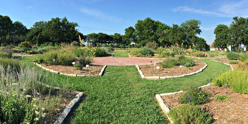 Perennial Garden @ Myers Park & Event Center