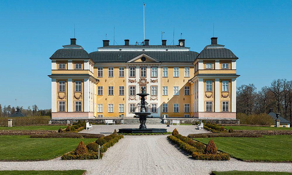 sveriges största privata slott