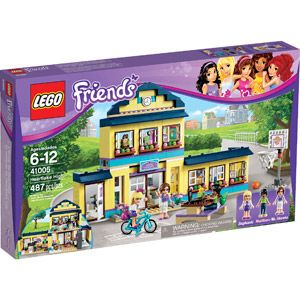Lego Friends Heartlake High Play Set All Is At Walmart Lego