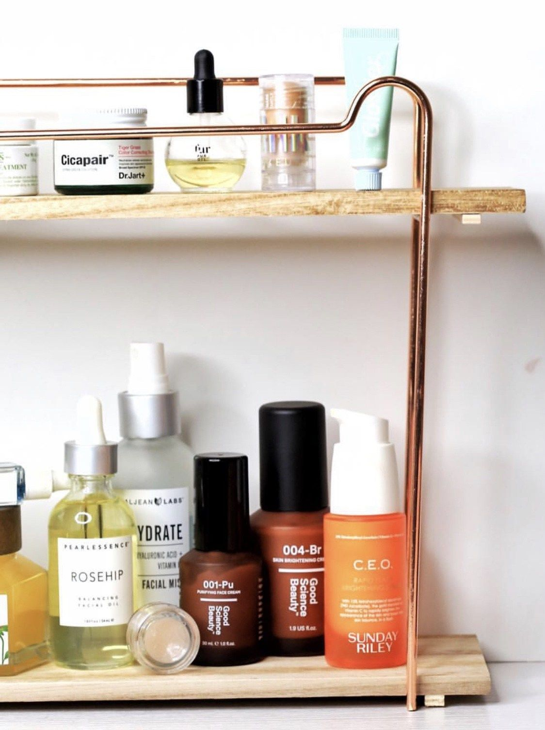 My Top 10 Skincare Products Of 2018 Best Vitamin C Serum Skin Care Supplies Color Correcting Cream
