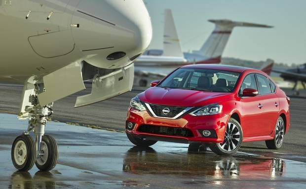 Nice Nissan 2017: 2016 Nissan Sentra (Nissan/John Murphy Photography)... Nissan Check more at http://carboard.pro/Cars-Gallery/2017/nissan-2017-2016-nissan-sentra-nissanjohn-murphy-photography-nissan/