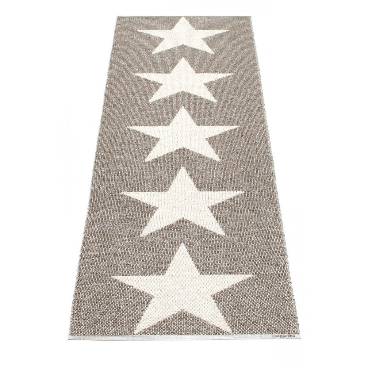 Viggo Star Kunststoffteppich Pappelina - einrichten-design.de 39 €