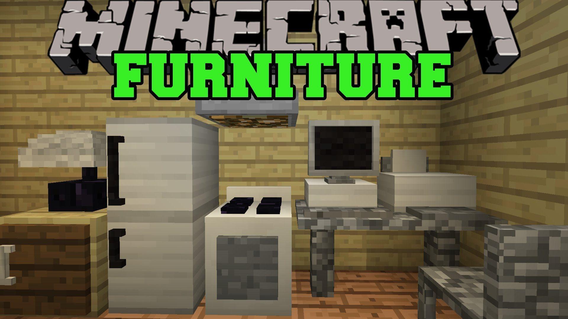 62c3f973de710dfc78e2166fe7b600da - How To Get Mr Crayfish S Furniture Mod Minecraft Pe