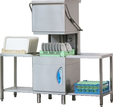 Hd Inline Commercial Dishwasher L415 Available At Www