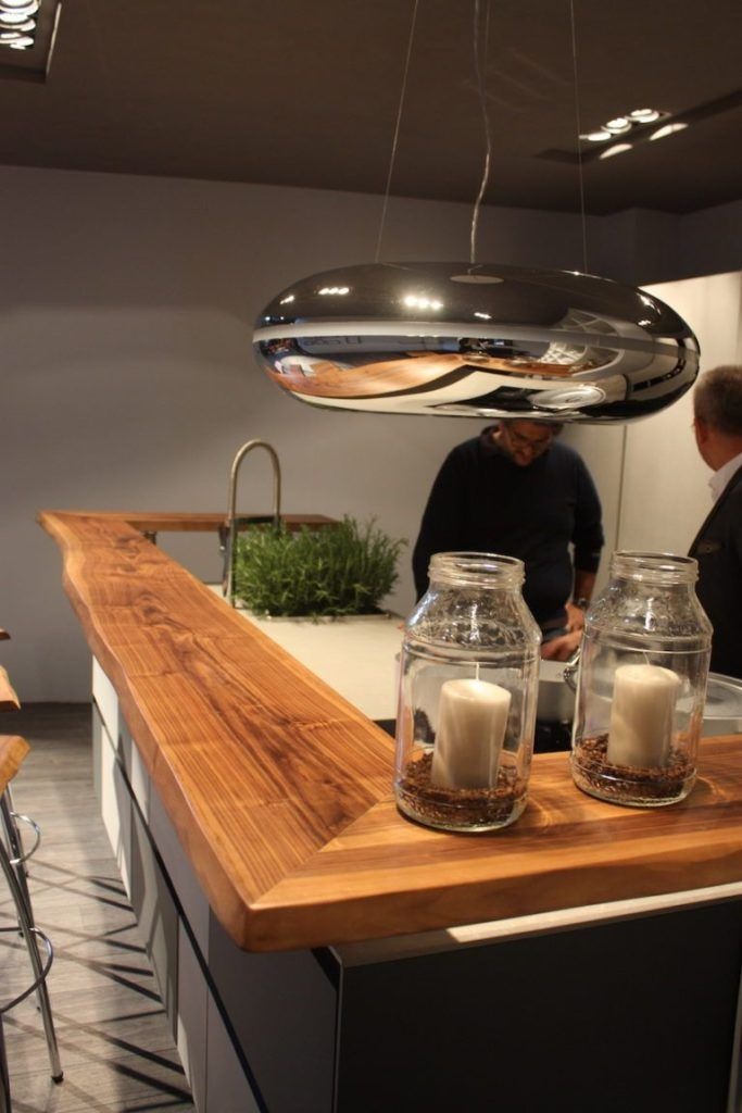 Wood Countertops Bring Warmth to Any Style Kitchen | kreativer ...
