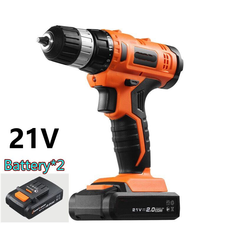 Mxita 21v lithium battery2 adjustable speed cordless charging electric screwdriver ccuart Choice Image