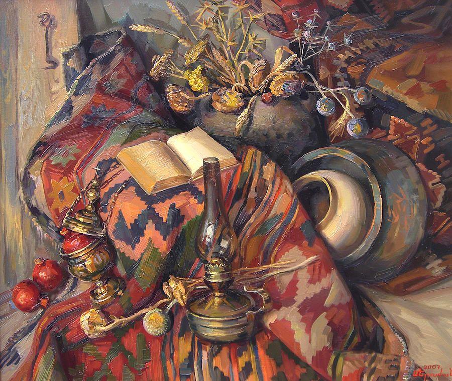 цвета, автор фото картины армянских художников этом стало известно