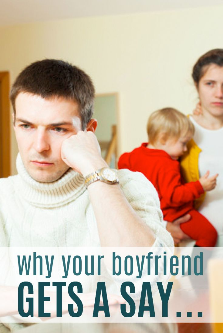 Why your boyfriend gets a say about how your kids are disciplined ccuart Gallery