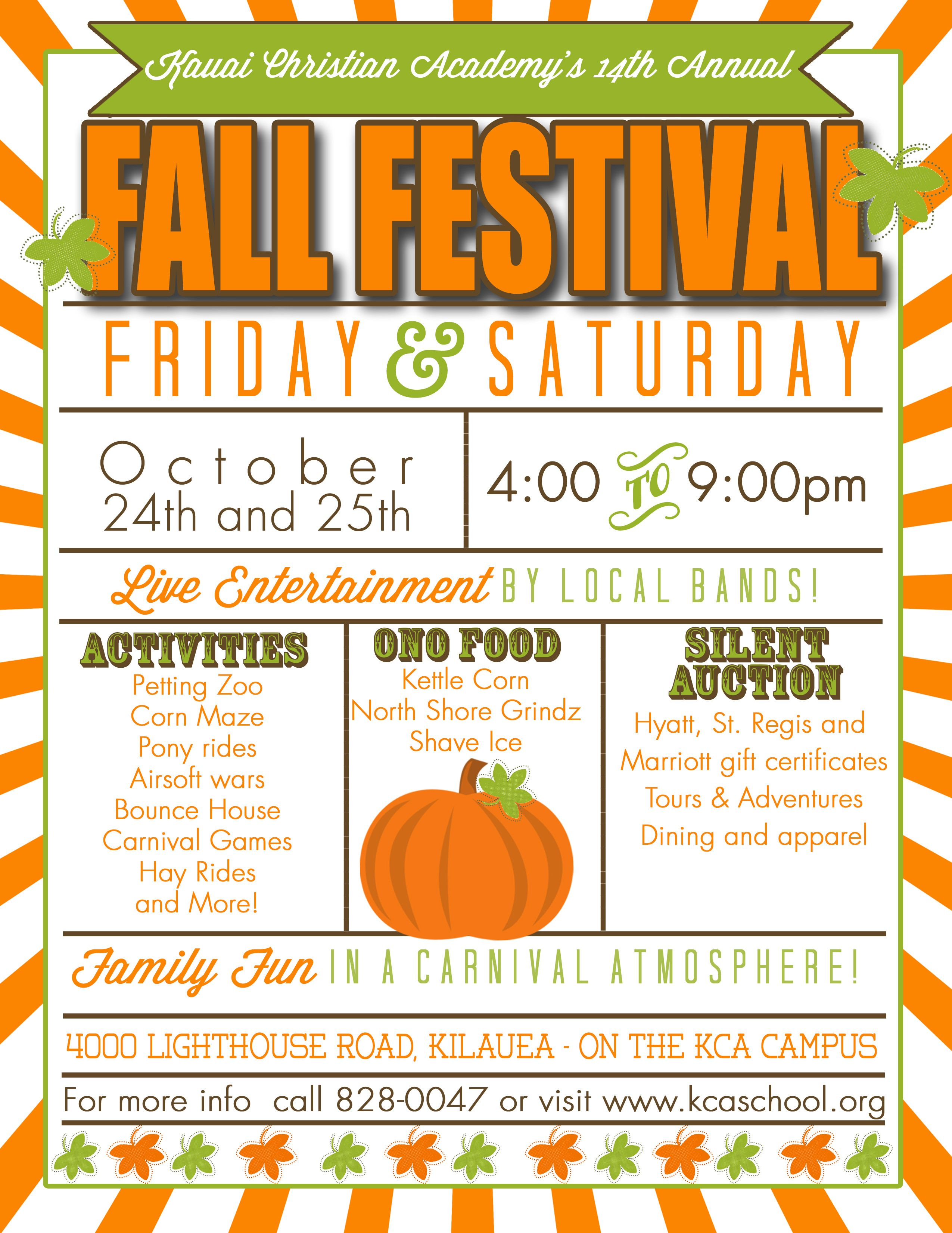 17 Best images about Flyer on Pinterest | Fall fest, Block party ...