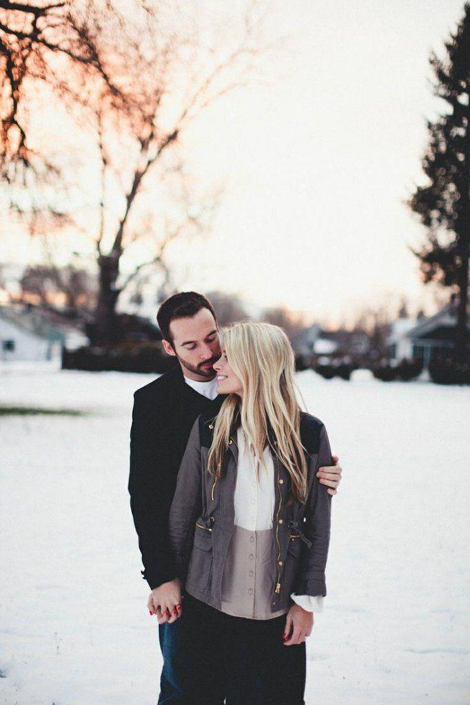 Фотосессия с любимым зимой к девушкам москве работа