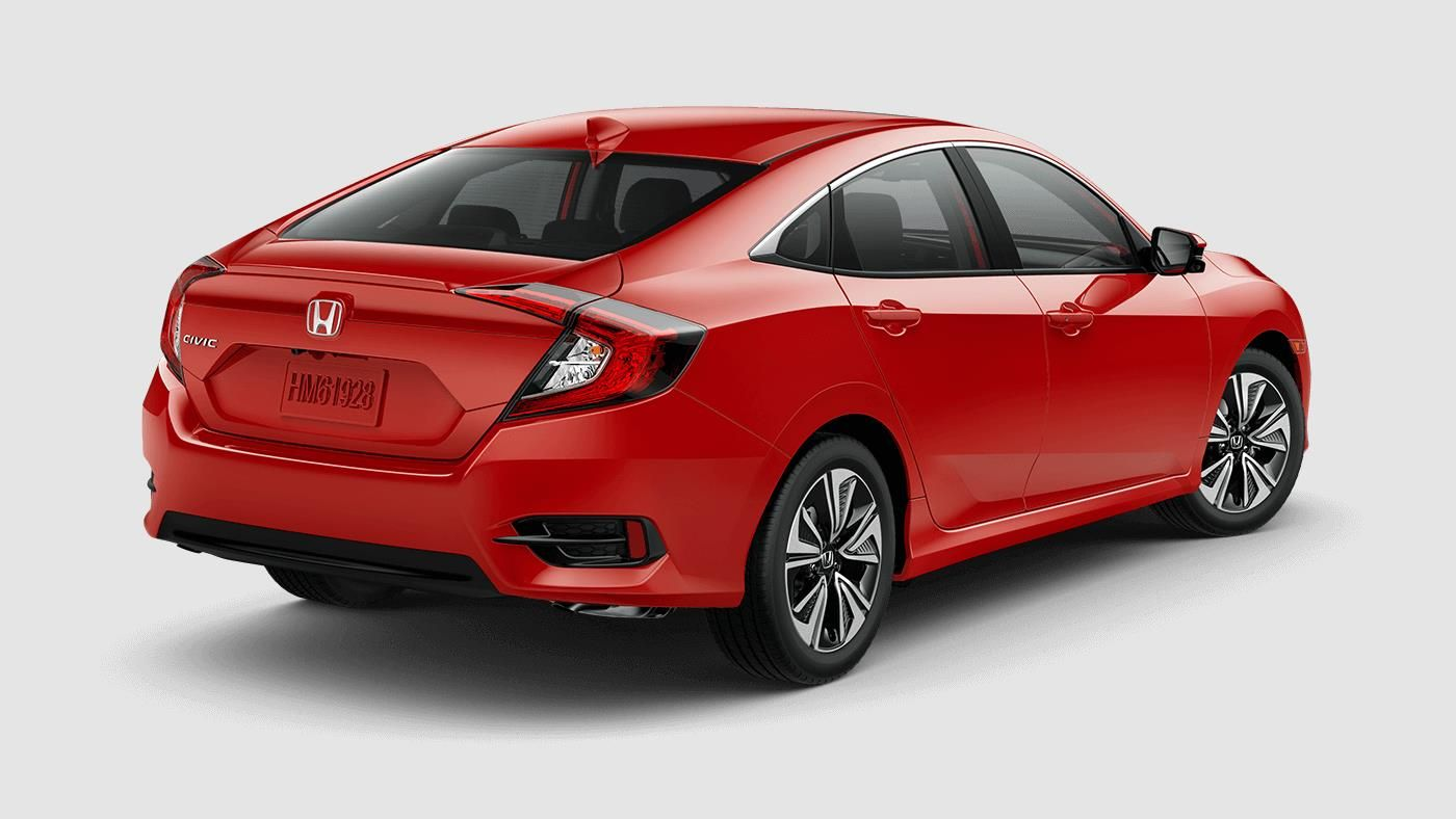 2017 Civic Sedan Sleek and Sophisticated Honda My new