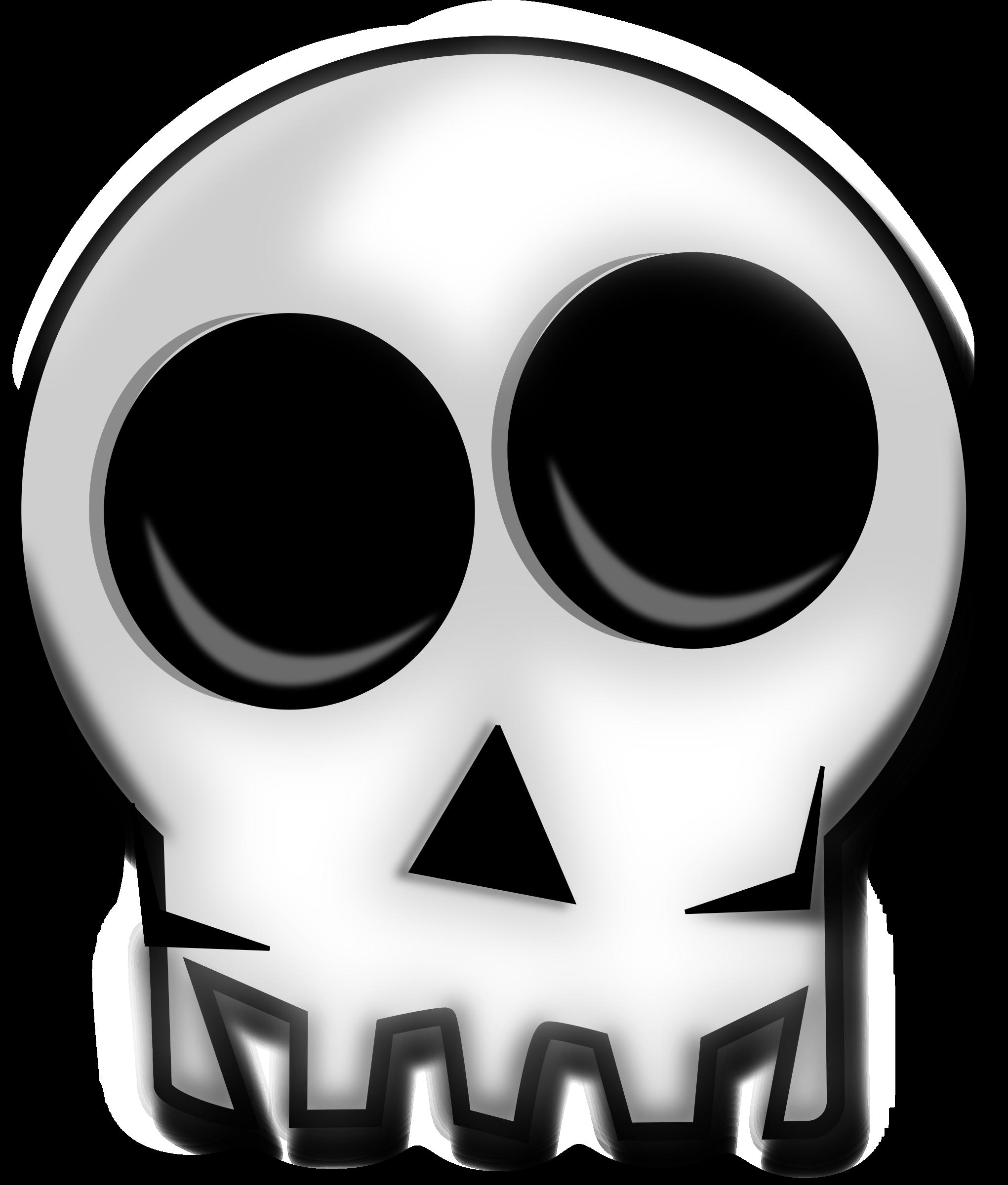 Feraliminal Skull Remix By Merlin2525 Simple Art Skull Art