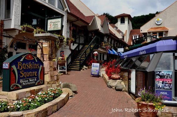 Baskins Square Unique S Restaurants Gatlinburg