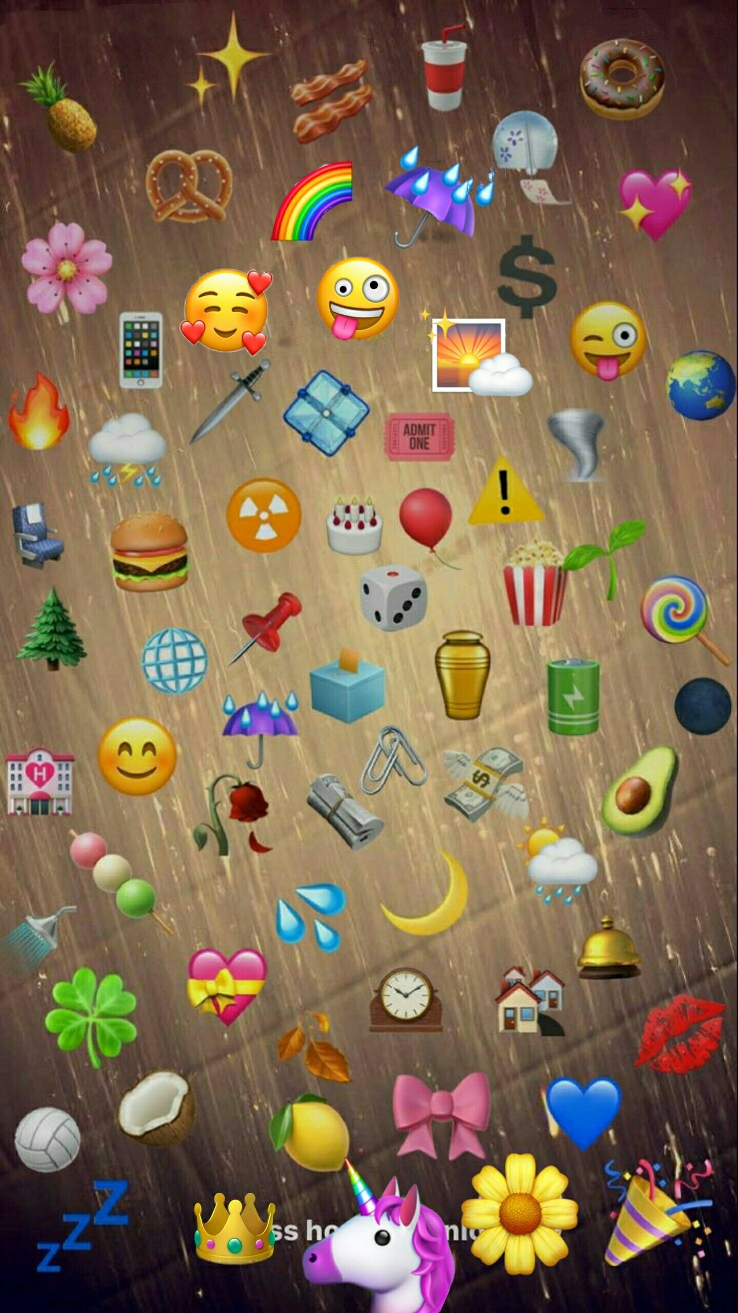 Pin by Sksk Sksk on Sum Emoji wallpaper iphone, Cute