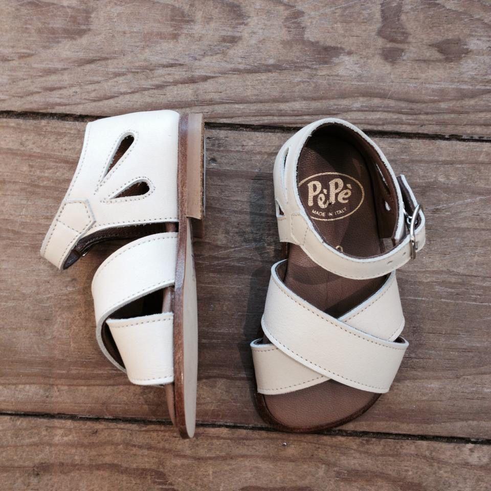 Pepe childrens sandals via LimonSoda #shoes #footwear