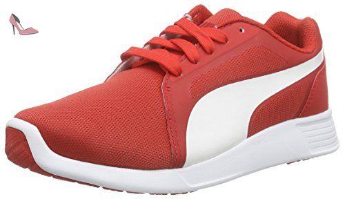 Icra Trainer SD, Sneakers Basses Mixte Adulte, Bleu (Peacoat White 35), 44.5 EUPuma