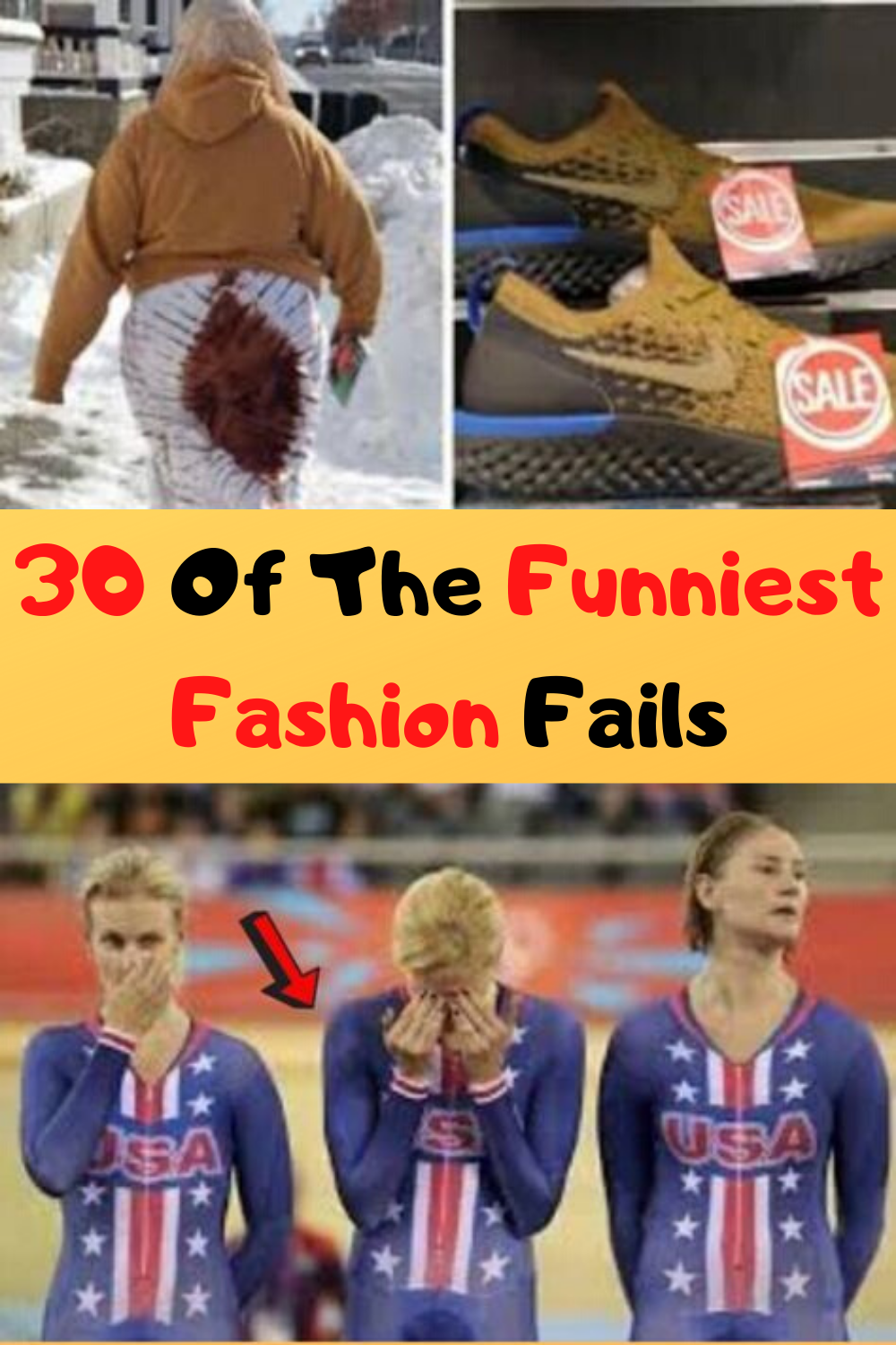 30 Of The Funniest Fashion Fails