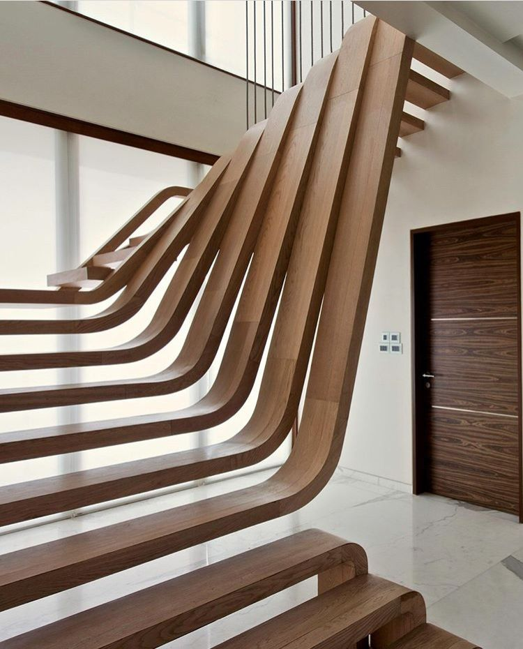 22 Modern Innovative Staircase Ideas: Pin By Parsa Bed پرسابد On Idea.s