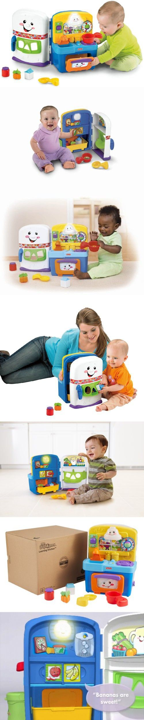 FisherPrice Laugh & Learn Learning Kitchen Activity