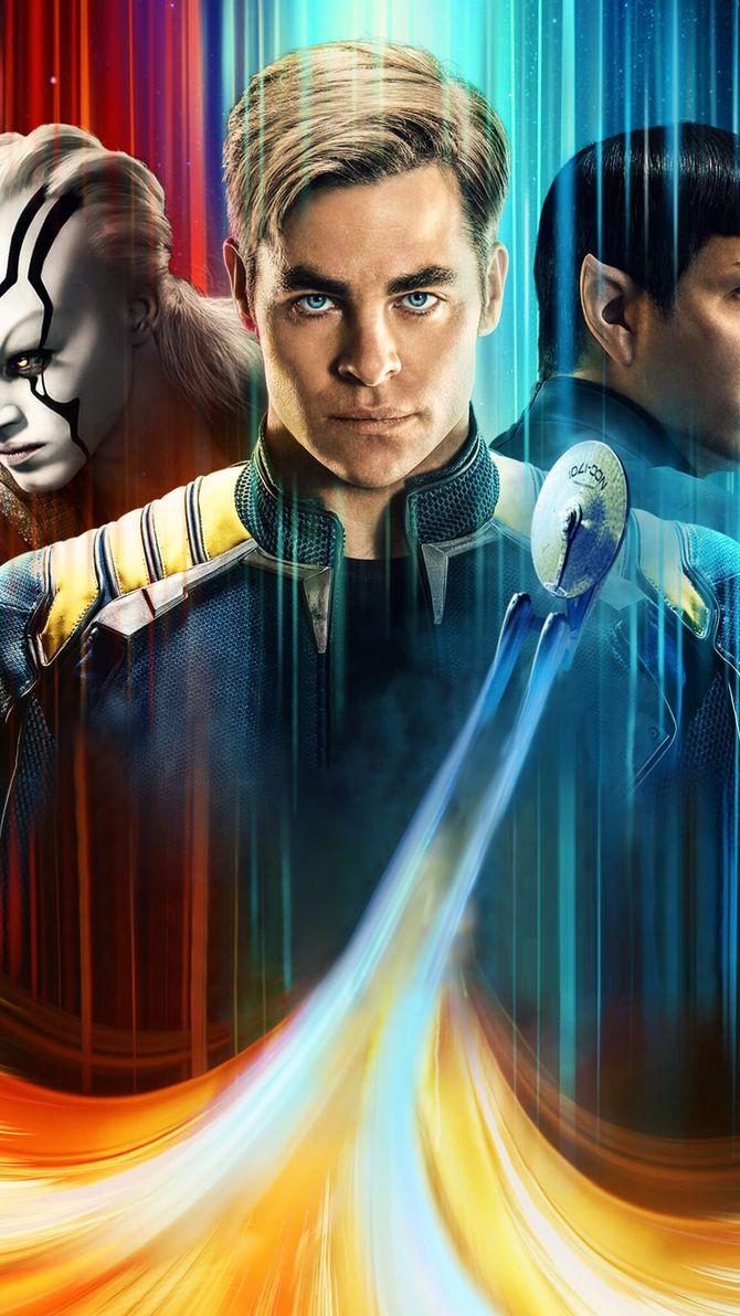 Star Trek Beyond (2016) Phone Wallpaper | Moviemania