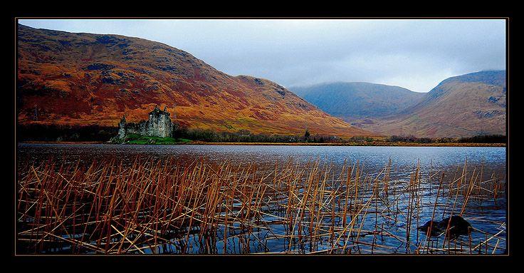 Kilchurn Caste, Loch Awe - Loch Awe, Argyll and Bute